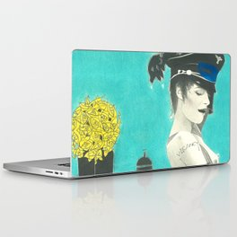 The Night Porter Laptop & iPad Skin