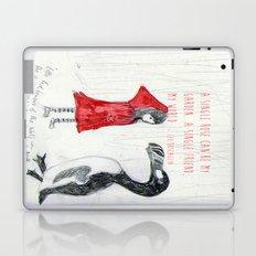 A Single Friend Laptop & iPad Skin