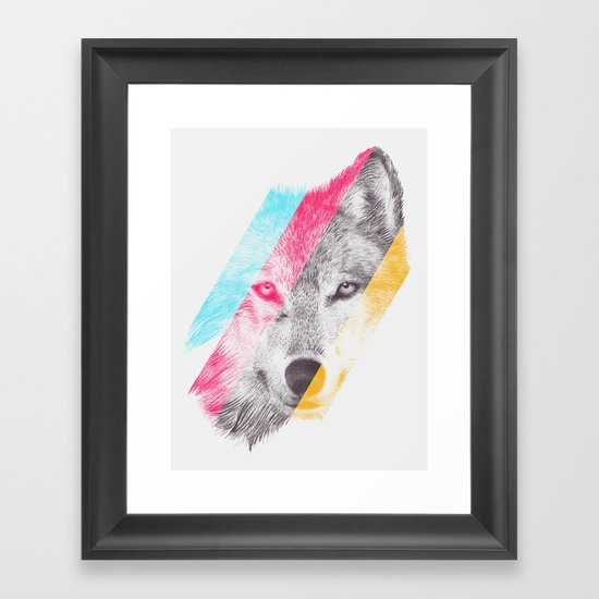 Wild 2 - by Eric Fan and Garima Dhawan Framed Art Print
