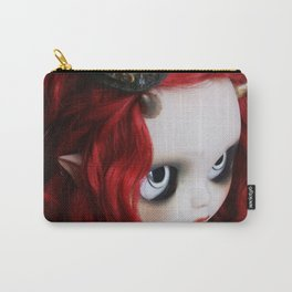 STEAMPUNK (Ooak  BLYTHE Doll) Carry-All Pouch