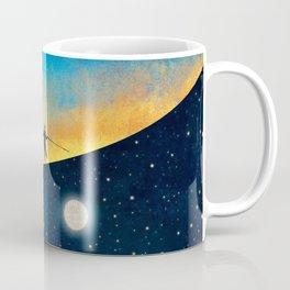 The Tightrope Walker Coffee Mug