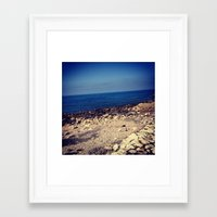 israel Framed Art Prints featuring Israel by Camille Renee