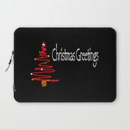 Christmas Blackboard Laptop Sleeve