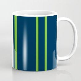 Seattle Navy Coffee Mug