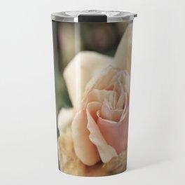 Delicate Rose Travel Mug
