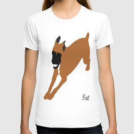 Off the leash T-shirt