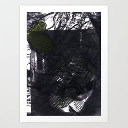 Vuelvo a mí III Art Print