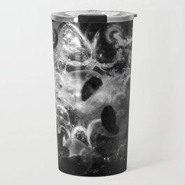 Embryos in Black and White Travel Mug