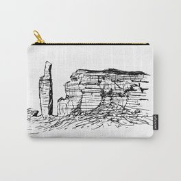 Old Man Of Hoy Carry-All Pouch