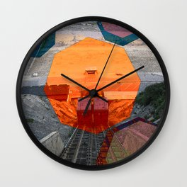 TO THE BEACH 03 Wall Clock