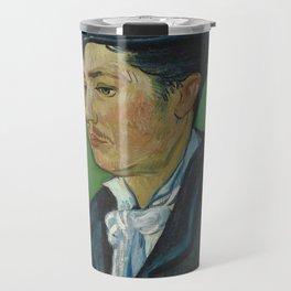 Vincent van Gogh - Portrait of Armand Roulin (1888) Travel Mug