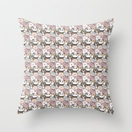 033 Throw Pillow