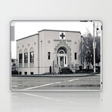 Red Cross building Laptop & iPad Skin