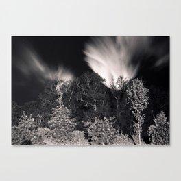 Sky Burn Canvas Print