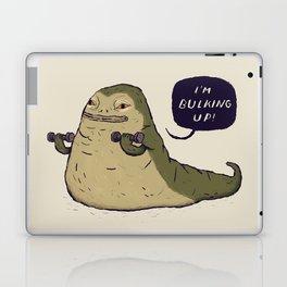 bulking up Laptop & iPad Skin