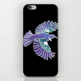 Tui New Zealand Bird iPhone Skin