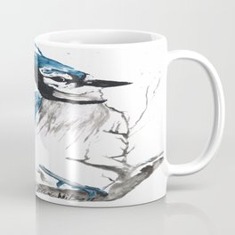 True Blue Jay Coffee Mug