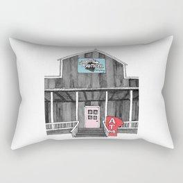 Old Town, USA Rectangular Pillow