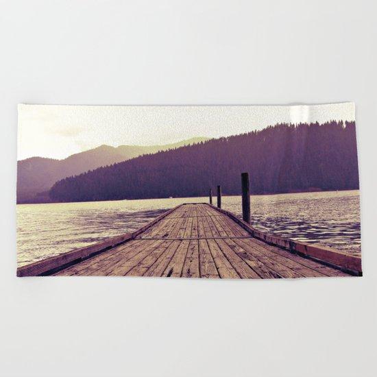 Chinook Beach Towel