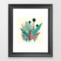 P A L M S P R I N G S Framed Art Print