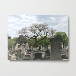 The Tree of the Dead Metal Print