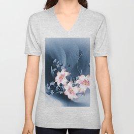Lilien - lilies Unisex V-Neck