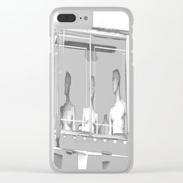 Bodies For Sale Clear iPhone Case
