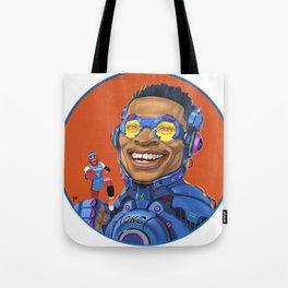 Westbrook Scifi Art Tote Bag