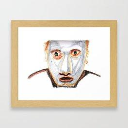 Mark Renton Framed Art Print