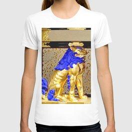 Gorudenraion, golden lion T-shirt
