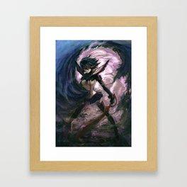 Kill La Kill - Ryuko Matoi Framed Art Print