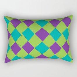 Modern Argyle 2 Rectangular Pillow