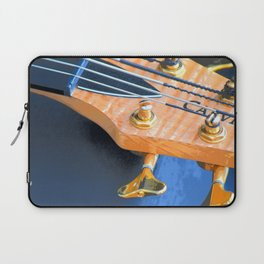Playing with Guitars Laptop Sleeve