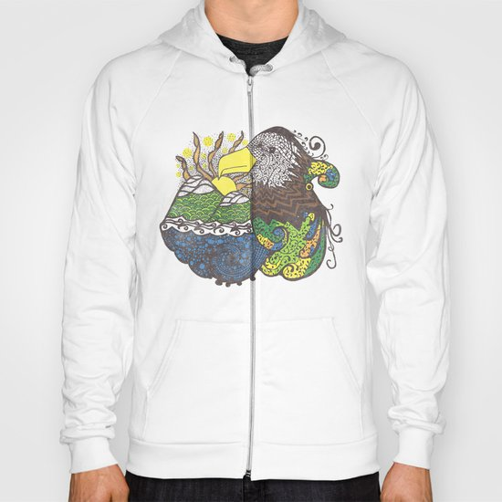 Conscious State Of Dreaming Hoody