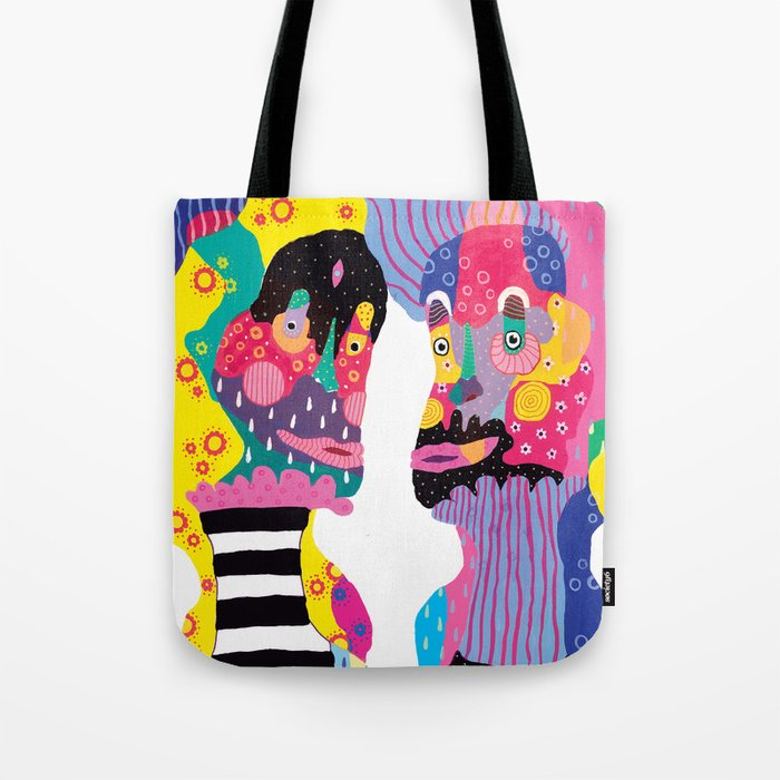 Weird & Weirder Tote Bag