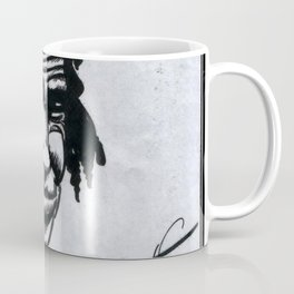 """Keef"" Richards Coffee Mug"