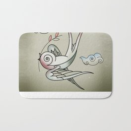 Sparrow Bath Mat