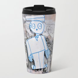 PEOPLE iN SUiTS Travel Mug