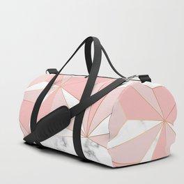 Marble & Geometry 042 Duffle Bag