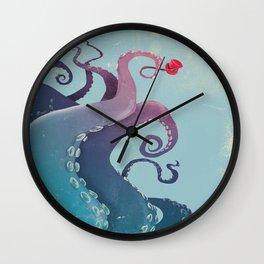 """Tour De Samme """"Le Nautilus"""" Wall Clock"""