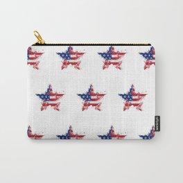 Artistic LXXXIX - Americana Star III Carry-All Pouch