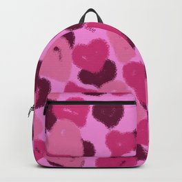 Hearts of Love III Backpack