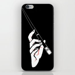 Hold You iPhone Skin