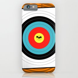 Target Grouping iPhone Case