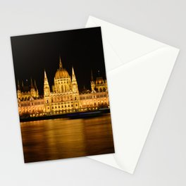 Hungarian Parliament Stationery Cards