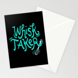 The Whisk Taker! - Gift Stationery Cards