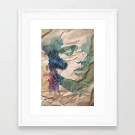 """""""forever my utopia"""" art by weart2 Framed Art Print"""
