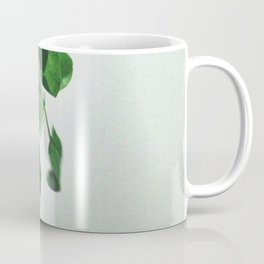 The Avant-Garden Forage || Watercress  Coffee Mug