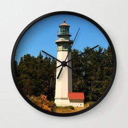 Grays Harbor Light Station Wall Clock