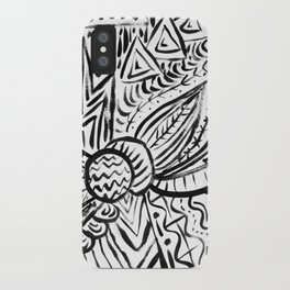 Chaos iPhone Case